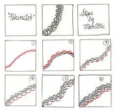 Pekinitch - Tangle Pattern | Flickr - Photo Sharing!