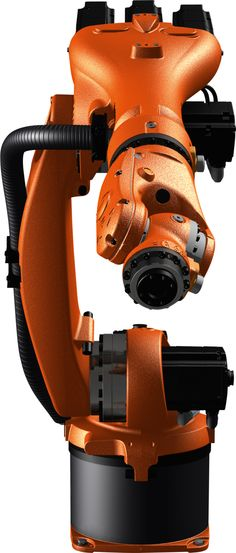 KUKA; KR 5 arc Industrial Robot. The most obvious characteristic of this robot, which is meant mainly for arc and laser welding as well as the packaging and assembly of goods with a payload of up to 5 kg, is that it features an organic and almost anatomic structural form.