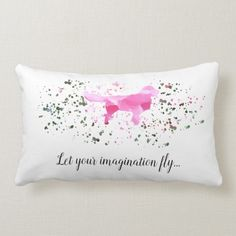 Cojín Lumbar Bed Pillow Let your imagination fly Prague, Perfect Place, Imagination, Bed Pillows, Pillow Cases, Pink, Corner, Textiles, Let It Be