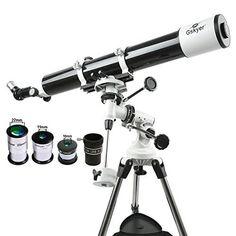 Gskyer Telescope, EQ80900  Astronomy Telescope, Germany Technology Telescope