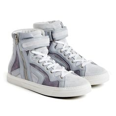 Sneakers  PierreHardy  112SuedeCalf  Grey  GraphicSneakers  Huge Price    620 USD e844b27cc