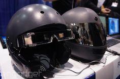 Un casco de Realidad Aumentada también puede salvarte la vida en un accidente.