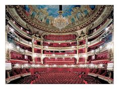 opera interior beauty by Candida Hofer Beautiful Wallpaper Photo, Amazing Buildings, Beautiful Places To Travel, Dream Art, Concert Hall, Art History, Opera House, Architecture Design, City Photo