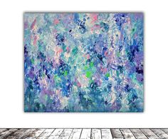 Buy Camille in Giverny Garden - XXL 120x100 cm Big Painting, - Large Canvas Abstract Painting - Ready to Hang, Canvas Wall Decoration, Acrylic painting by Soos Tiberiu on Artfinder. Discover thousands of other original paintings, prints, sculptures and photography from independent artists.
