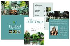 Fairford town guide