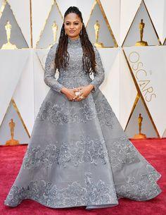 Janelle Monae, Scarlett Johannson, Mahershala Ali,... Découvrez les plus beaux looks de cette 89ème cérémonie des Oscars.