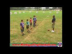 Flag Football Coaching Tips pt2 - YouTube
