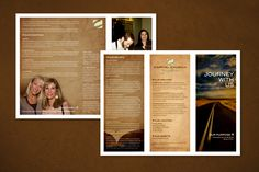 church brochure samples - Google Search