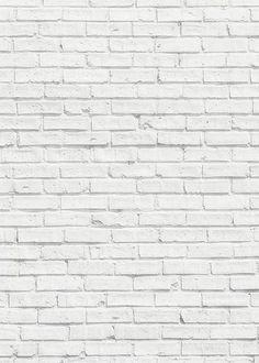 Studio Bricks Backdrop/Floor LR57 - 6ft x 9.8ft / Pole Pocket across the top