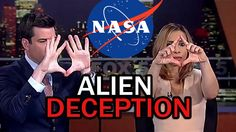 FAKE Discoveries By NASA - Bill Clinton & NASA Reminds Us How Big The Un...