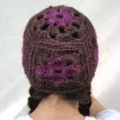 7 #Summer #Fashion Trends Perfect for #Crochet such as this Bohemian Beanie to Crochet @aboutathome