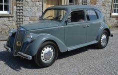 World Of Classic Cars: Lancia Ardea 1952 - World Of Classic Cars -