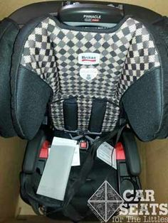 Britax Pinnacle 90 review.  www.csftl.org