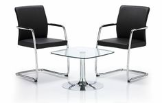Panache Meeting Chair - Product Page: www.genesys-uk.com/Panache-Meeting-Chair.Html  Genesys Office Furniture Homepage: www.genesys-uk.com  The Panache Meeting Chair offers comfort and style, with it's sleek Italian design.