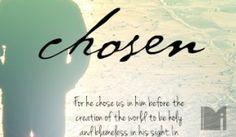 Adoption as son through Jesus Christ