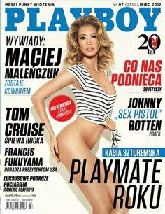 Playboy Poland - July 2012