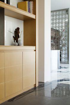 JW associates plants bamboo office interior in shanghai - designboom | architecture & design magazine