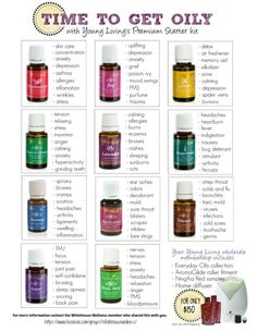 Young Living therapeutic-grade essential oils are the ONLY option :)