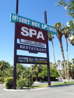 Spa Day Taking Of The Water Palm Springs