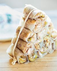 Crispy Pork, Shrimp and Cabbage Imperial Rolls Recipe
