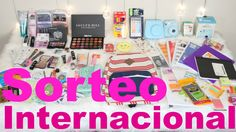 Súper Sorteo Internacional Regreso a Classes Camara Instax Morphe Jaclyn...