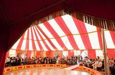 Casamento temático: Circo