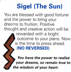 Sigel ( The Sun )