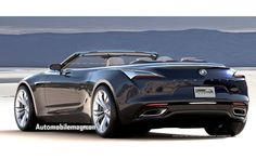 Whether that will happen is anyone's guess. Buick chief Duncan Aldred told us that Buick will need a new halo car within the next few years, and hinted that the Avista coupe concept foretells the design direction of the Buick brand.