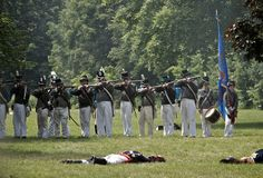 War of 1812 - the American army