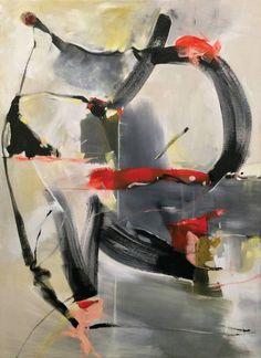 "Saatchi Art Artist Vicky Barranguet; Painting, ""Gasp"" #art"