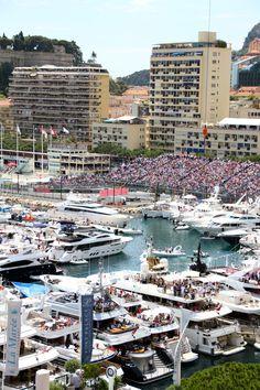 Yacht party, Monaco. Monaco Grand Prix.