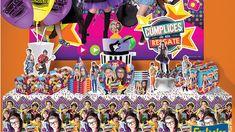 Artigos Festa Infantil Cúmplices de um Resgate Festcolor