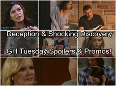 General Hospital Spoilers: Tuesday, May 2 - Ava Schemes, Sonny Kisses a Stranger - Anna Works Valentin, But It's Really Alex | Celeb Dirty Laundry