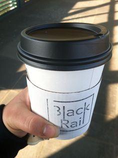Black Rail Coffee in Hoboken, NJ