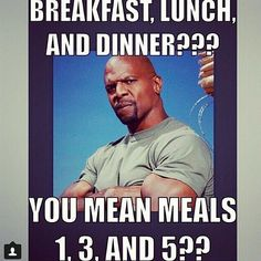I'm always hungry! coworkers at my old job used to make jokes about how many roasted chickens I'd eat in a day...