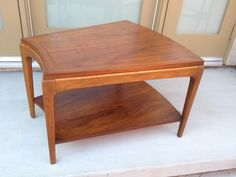 danish end table - Google Search
