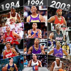 Greatest draft class in NBA history?