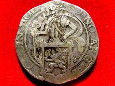 Holland - Lion Daalder (ecu Leeuw) 1576 Dordrecht - zilver  Holland - Nederland - Verenigde Provincies. Holland. Lion Daalder (ecu Leeuw) 1576. Dordrecht.Lion Daalder 1576. Staande ridder ondersteunt provinciale schild.Lion rampant Latijnse vertrouwen in de heer.27.02 g 39 mmZilver afgezwakt. Goede zeer goede conditie.Neem een kijkje op de foto's om een betere indruk van de verzameling van munten.8789  EUR 40.00  Meer informatie