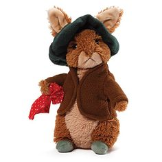 Gund 4048911 Classic Beatrix Potter Benjamin Bunny Stuffed Animal Plush GUND http://www.amazon.com/dp/B00S0WT0O2/ref=cm_sw_r_pi_dp_DHN0wb063HDWW