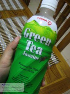 Pokka Green Tea