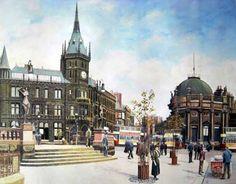 Pete Lapish - City Square - Leeds - West Yorkshire - England - 1910