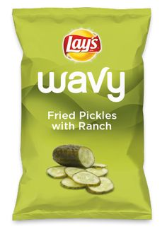 Wouldn't Fried Pickles with Ranch be yummy as a chip? Lay's Do Us A Flavor is back, and the search is on for the yummiest chip idea. Create one using your favorite flavors from around the country and you could win $1 million! https://www.dousaflavor.com See Rules.