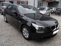 Отзывы о BMW 520 (БМВ 520)