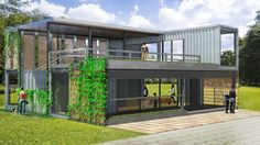 SHIPPING CONTAINER (2)