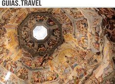 La Cúpula de Brunelleschi de la Catedral de #Florencia, se construyó entre 1420 y 1436. El arquitecto se inspiró en el Panteón de #Roma. http://www.florencia.travel/lugares-para-visitar/la-catedral-de-florencia/