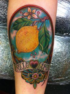 Mark VanNess @ Oak City Tattoo in Raleigh, North Carolina