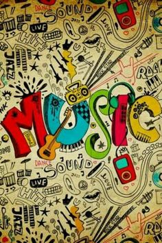 I love music. Any kind of music.