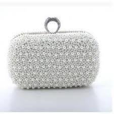 2017 Super Luxury Full Two Sided Beaded Exquisite Popular Women Evening Bag  Pearl Clutch Diamond Party Bags 9b12cbe9f5e0