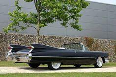 '59 Cadillac DeVille convertible