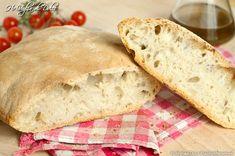 Pane pugliese, ricetta pane fatto in casa   Ho Voglia di Dolce